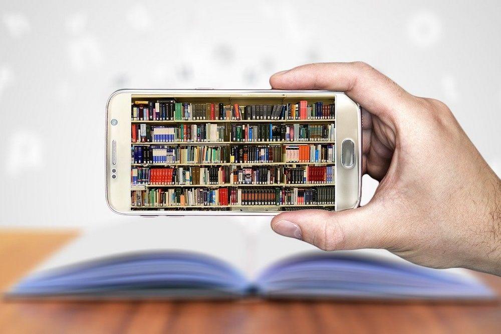 Online op boekenjacht