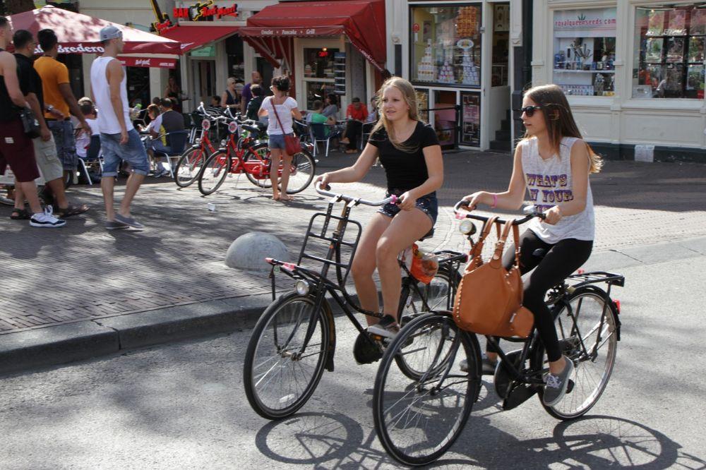 Vervoer in de stad